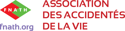 Logo de l'association des accidentés de la vie